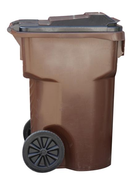 garbage tote